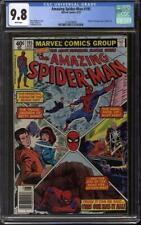 Amazing Spider-Man #195 CGC 9.8 (W) Origin & 2nd appearance of Black Cat