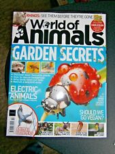 World Of Animals Magazine Issue 59 (new) 2018