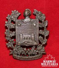 WW2 COTC Universite De Montreal Contingent Cap Badge (Inv8675)