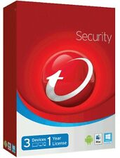 TREND MICRO la massima sicurezza 2017 vollversion MAC ANDROID IOS 1 jahr 3pc chiave cod