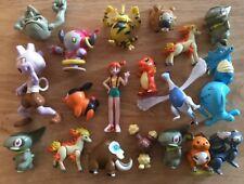 Vintage Pokemon Figure Lot of Random Characters Burger King McDonald's Promo Toy