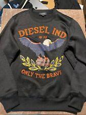 diesel men sweatshirt