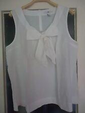 Ärmellose hüftlange H&M Damenblusen, - tops & -shirts mit V-Ausschnitt