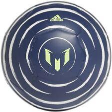 NEW adidas Messi Club Ball - White-Navy Size 3, Size 4, Size 5