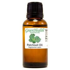 1 fl oz Patchouli Essential Oil (100% Pure & Natural) - GreenHealth