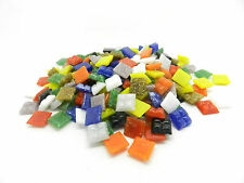 1600 Vitreous Glass mosaic tiles for Arts and Crafts - Various Mixes