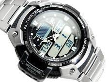 Casio Thermometer Twin Sensor Men's Watch SGW-400HD-1B