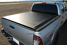Roll-Up Vinyl Tonneau Bed Cover 2009-2017 Dodge Ram Crew Cab 5.6ft Short Bed