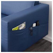 Ikea Norsborg Armrest Covers - Grasbo Dark Blue 403.041.94 · Bnib