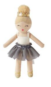 Mud Pie E1 Dream In Glitter Baby Girl Ballerina Toy Rattle 7.5in 12110042 Choose