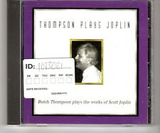(HJ782) Butch Thompson plays the works of Scott Joplin - 1998 CD