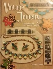 VINTAGE JEWELRY VALUE GUIDE COLLECTOR'S BOOK Native American Mexican Copper +