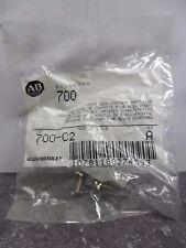 New Allen Bradley 700-C2 Front Deck Contact Cartridge NIFP