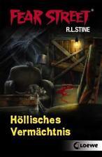 Fear Street. Höllisches Vermächtnis von Edited By R. L. Stine (2012, Taschenbuch