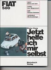 FIAT 500. ora ti aiuto con stesso di Dieter Korf. numero d'ordine: 1368