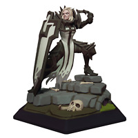 Blizzcon 2019 Blizzard Legends Diablo Crusader Vinyl Statue Figure Warrior