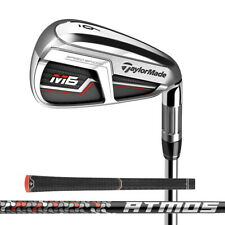 New TaylorMade M6 Irons - 5-PW+AW - Right Handed - Regular Flex Graphite