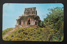1981 Palenque Mexico To Hollywood Florida Mayan Temple Of The Cross Cover