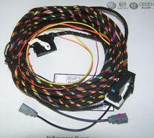 Neu VW Sk HIGH Kabelbaum Kabelsatz Adapter Kabel RFK Rückfahrkamera RNS 510 315