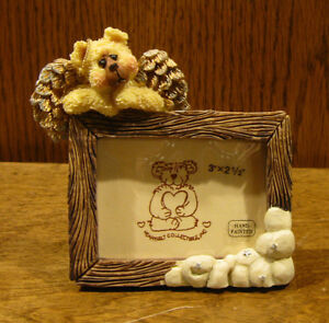 "Shelly Bear Frame #30035 ""ANGEL BEAR"",  by Heartfelt, NEW/Box from Retail Store"