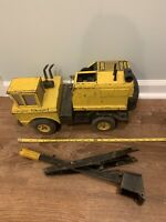 Vintage Mighty Tonka Backhoe Shovel Excavator Tonka Truck 50s - 70s