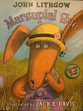 Marsupial Sue Signed John Lithgow 1st Ed./1st printing