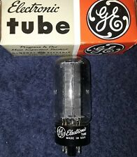 "GE ""NOS"" 5AS4A Vintage Tested Vacuum Tube"