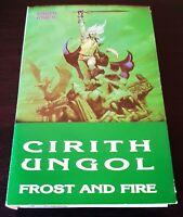 Cirith Ungol-Frost and fire Cassette 1987 [Manilla Road, Omen, Heavy Load]*RARE*