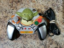 Star Wars Yoda Plug And Play TV Video Game By Jakks Pacific 2005 Tested