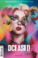 DC COMICS DCEASED DEAD PLANET #7 COVER C BEN OLIVER MOVIE HOMAGE VARIANT