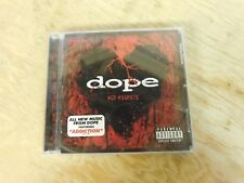 Dope No Regrets 2009 CD Industrial Heavy Metal