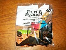 McDonald's Peter Rabbit Movie: Peter Rabbit Launcher Kids Meal Toy NIP #6