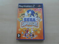 SEGA SuperStars for EyeToy (Sony PlayStation 2, 2004)