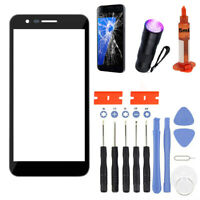 Front Screen Glass Replacement Tools Kit For LG K Series K10 2018 K30 K10a