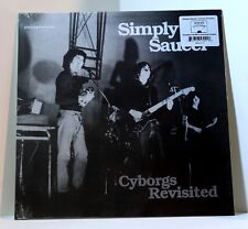 SIMPLY SAUCER Cyborgs Revisited VINYL 2xLP Sealed