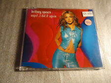 Oops! I Did It Again by Britney Spears (CD, May-2000, Jive (USA))