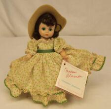 "Vtg 1966 Madame Alexander Kins SCARLETT #725 Storybook BENT KNEE 8"" Wendy Doll"