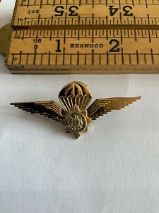 south african police badge para wings