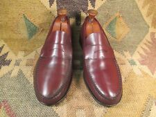 Church's Burgundy Penny Loafers size Usa-9.5M