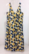 NWOT ANNE KLEIN JUMPER DRESS MULTICOLORED SZ 16 $119