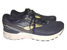 Brooks Adrenaline GTS 19 Running Shoes Navy/ Gold Men's Size 10 D, MSRP $160