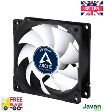 ARCTIC F8 Silent 80mm Case Fan 3-pin Performance 6 Year Warranty