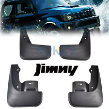 Fit For Suzuki Jimny (JB) 2005-2016 Mud Flaps Splash Guard Fender 2015 2014 2013