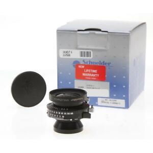 Schneider APO-DIGITAR 47mm f5.6 XL Lens in Copal #0 Shutter
