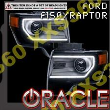 ORACLE Headlight DRL Upgrade HALO RING KIT for Ford F150/Raptor 09-14 WHITE LED