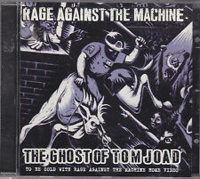 RAGE AGAINST THE MACHINE - the ghost of tom joad CD single
