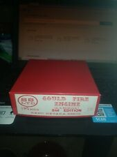 Ho Scale Structures Limited, Kit #119 Special 2nd Edition, Gould Fire Engine Kit