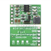 12V 2in1 Lithium Battery Charger&Discharger Board DC-DC Converter Step-up Module