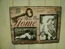 Unbranded Antique Style Wooden Photo & Picture Frames