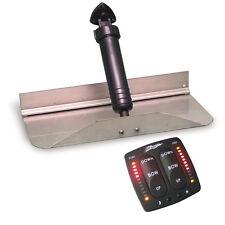 BENNETT TRIM TABS 18 X 9 W/ ELECTRONIC INDICATOR C